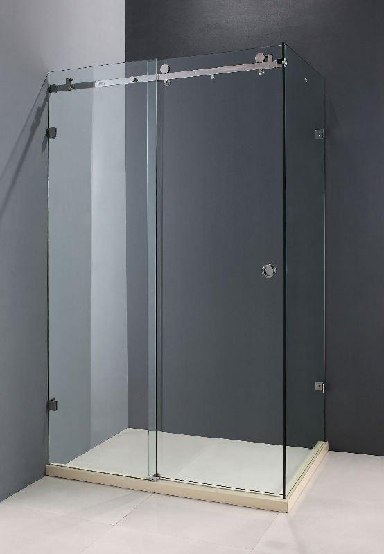 Cabines et paroi de douche baignoires le volet - Box doccia senza telaio ...