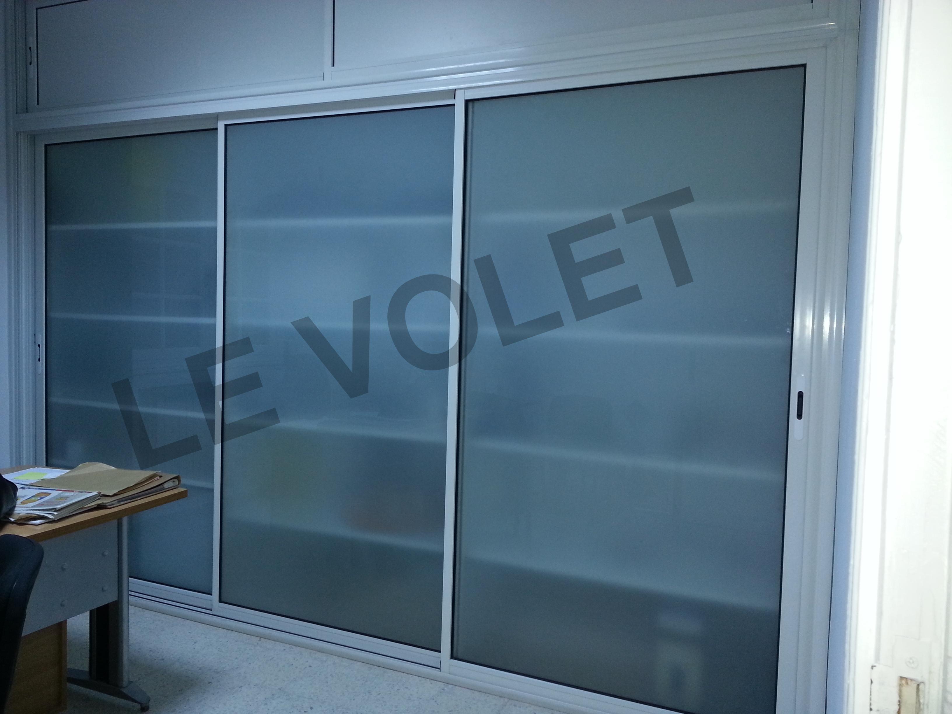 Agencement de bureaux u2013 le volet menuiserie en aluminium